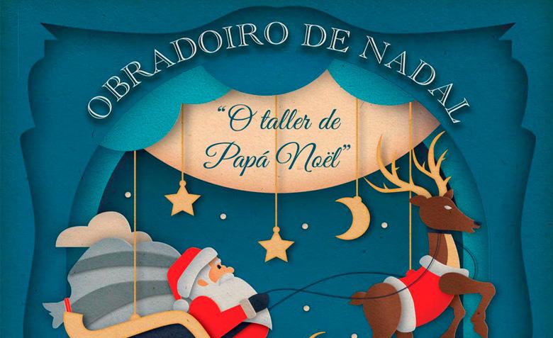 chegada de Papá Noel